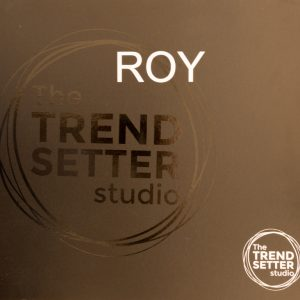 Roy - The trend setter studio