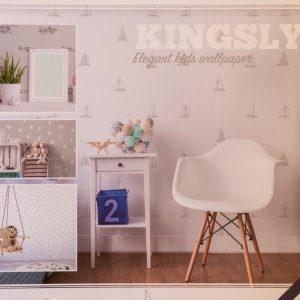 Kingsly - Elegant Kids Wallpaper