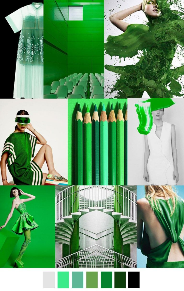 Passion for green