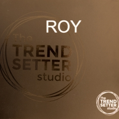 Roy - The trend setter studio